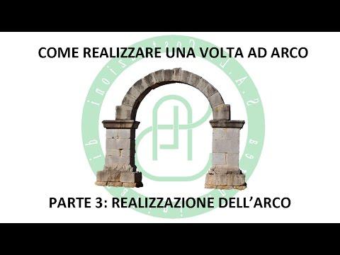 Creazione Volta Ad Arco - Parte 3: Creazione Arco