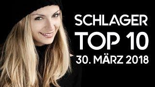 Schlager Charts 2018 - Die TOP 10 vom 30. März