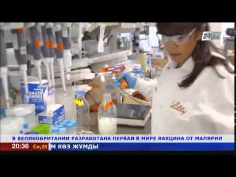 Первая в мире вакцина от малярии разработана в Великобритании