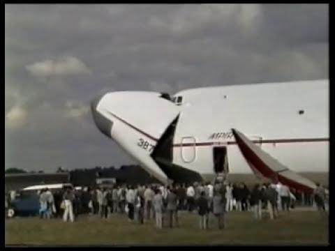 Farnborough Airshow 1990