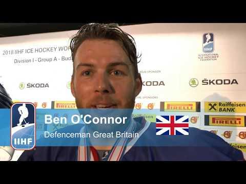 Interview Ben O'Connor (GBR)