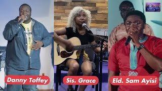 🎤HOT Praises & Worship | Danny Toffey, Grace Y. & Eld. Ayisi @ National Youth Glory Conf. 2020 🎸🎸