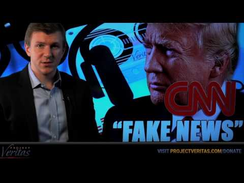 #CNNLeaks Project Veritas Releases Over 100 Hours of Audio From Inside CNN