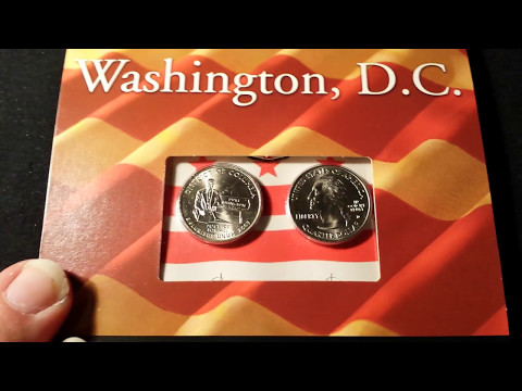 WASHINGTON, D.C. & U.S. TERRITORIES QUARTER SET