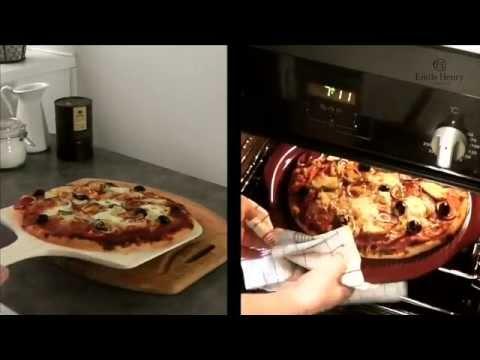 emile henry pizza stone instructions