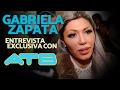 Entrevista a Gabriela Zapata, exclusividad de ATB