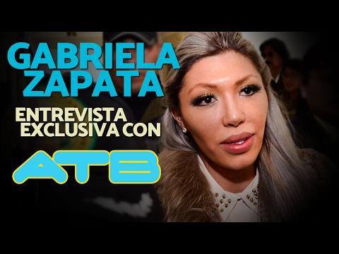 """VIDEO: Entrevista completa a Gabriela Zapata en ATB - """"Revela Todos Los Secretos"""""""