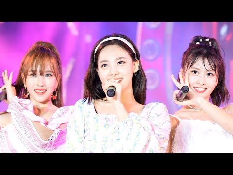 [4K] 181201 괌 GUAM K-pop concert - Yes or Yes 트와이스 나연 직캠 twice nayeon fancam