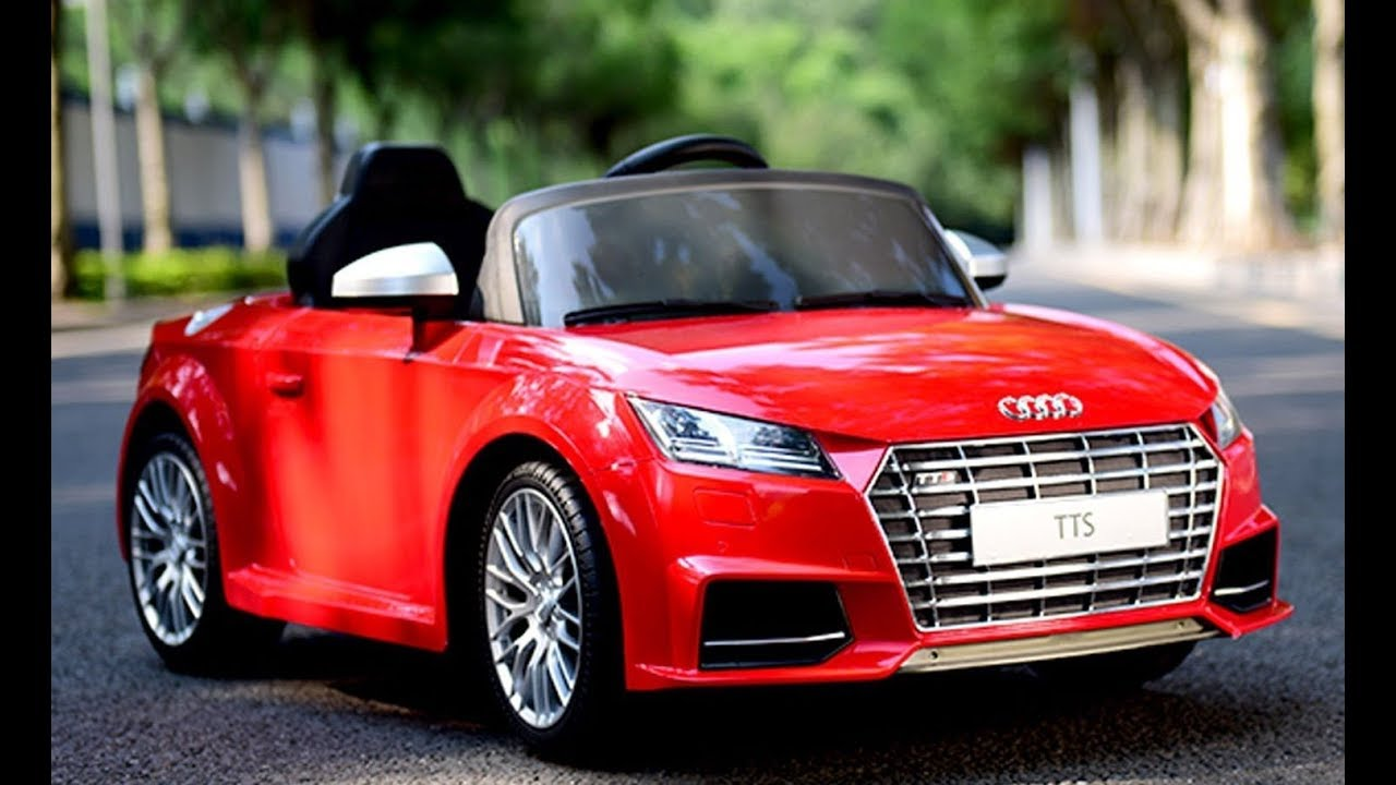 Audi V Kids Electric Battery Powered Ride On Car With MP And - Audi 6v car
