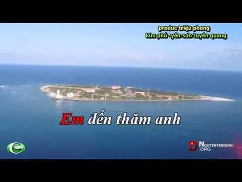 tiếng hát nơi đảo xa karaoke