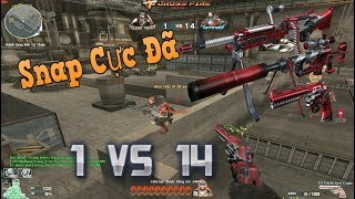 TXT - M200 CheyTac-Red Eagle - Tiến Xinh Trai Zombie V4
