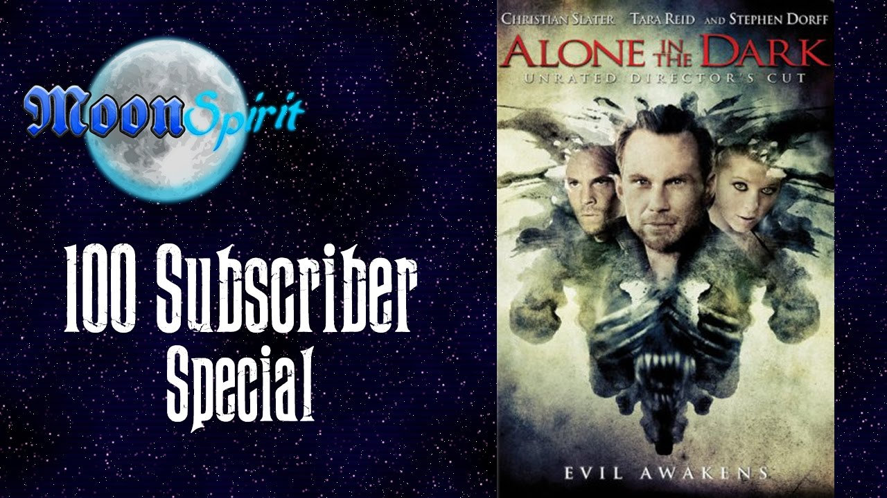 Moon Spirit Alone In The Dark 2005 Movie 100 Subscriber Special Youtube