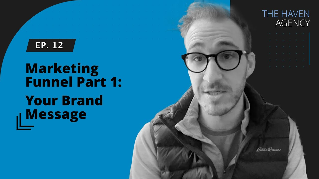 Ep. 12 - Marketing Funnel Part 1: Your Brand Message