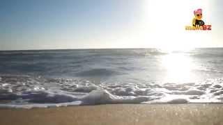 Direkt am Meer sitzen