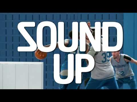 SOUND UP! Thunder vs 76ers in 3OT!