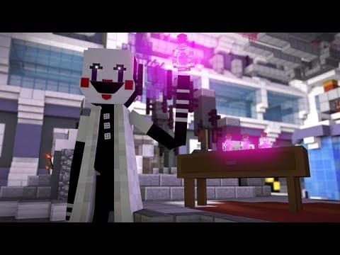 FNAF Puppet's Lab Tour -  (Minecraft FNAF Roleplay)