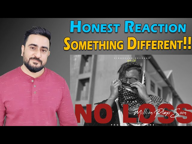 KING NO LOSS Reaction | New Life | Punjabi Hit Songs 2020 | IAnFawad