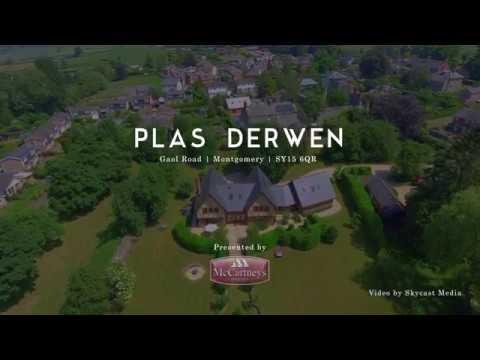 For Sale - Plas Derwen, Montgomery, Powys