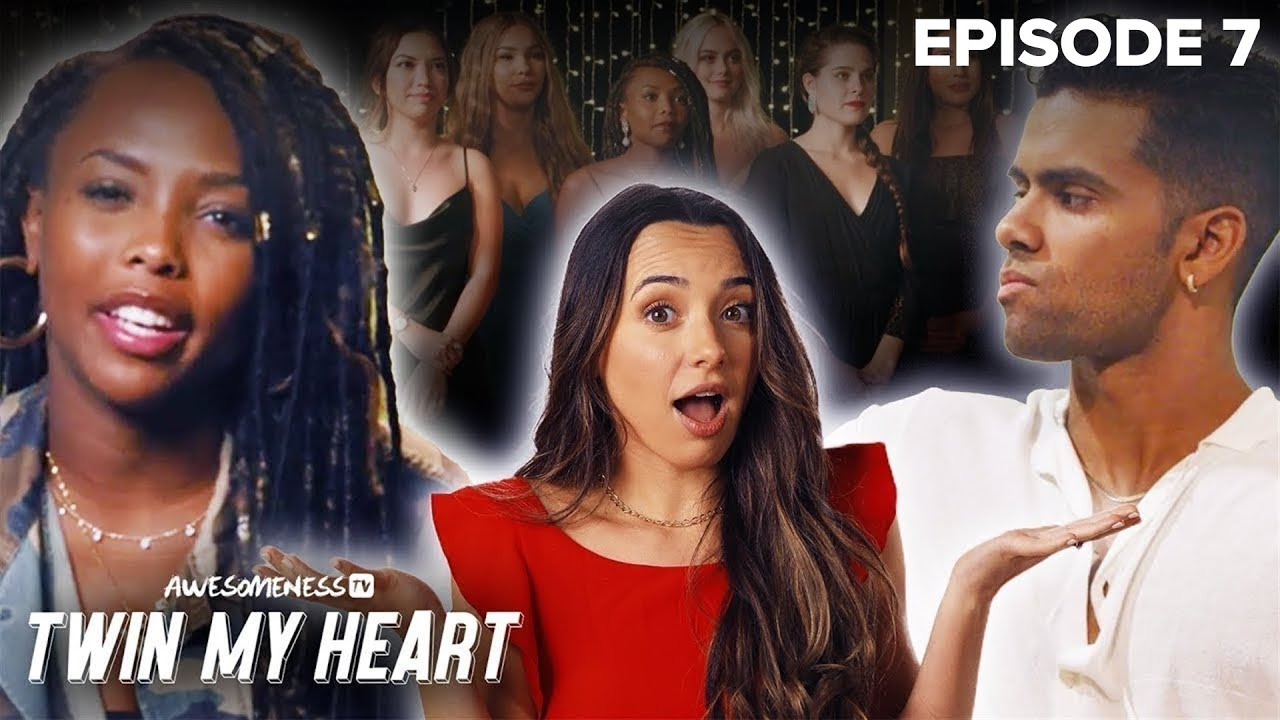 Download Nate Wyatt's KISSING causing drama?! ELIMINATION DAY | Twin My Heart Season 3 EP 7 w/ Merrell Twins
