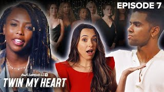 Twin My Heart Season 3 EP 7 - Nate Wyatt's KISSING causing drama?! ELIMINATION DAY  w/ Merrell Twins