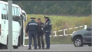 Водители сняли на видео, как черкасские гаишники берут взятки