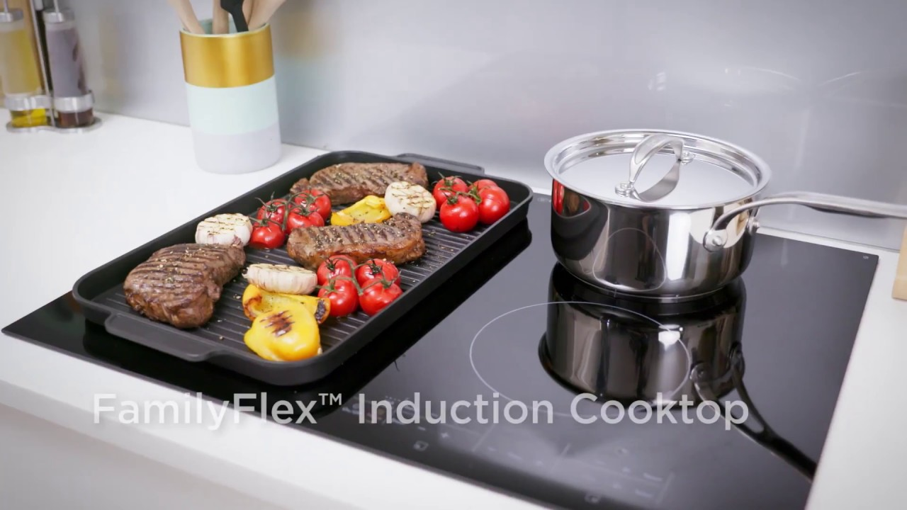 70cm Induction Cooktop Westinghouse Whi745ba 70cm Familyflex Induction Cooktop
