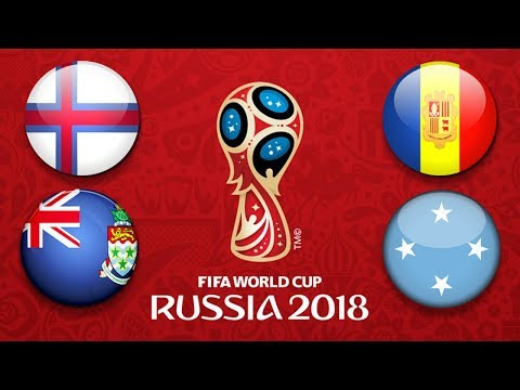 What if the 32 Least Populated Nations Competed at the 2018 World Cup? | FM18 Experiment