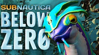 ПРИРУЧИЛ ГОПОТУ ► Subnautica: Below Zero #4