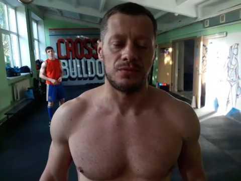Igor Lebedev French ThrowDown 2017 masters 40-44 WOD 1