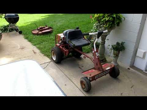 Snapper Series 6 Part 4 Lawn Mower Wiring Youtube