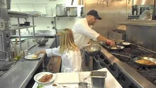Ralp Brennan's Jazz Kitchen - Banana Foster French Toast