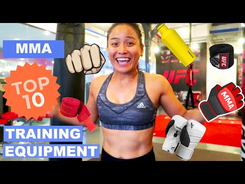 TOP 10 MMA Gear/ Training MUST HAVES For Me!