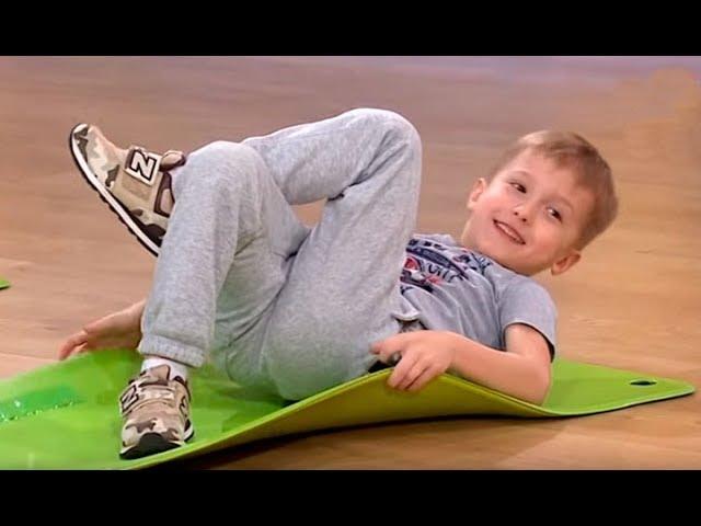 Упражнения для йоги с детьми