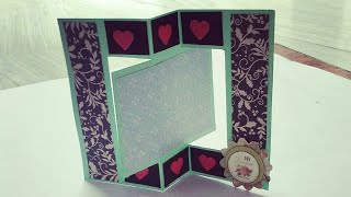 Gambar cover How to make Swing Card || easy Tutorial