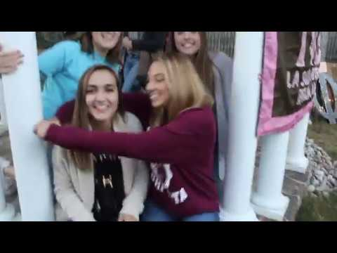 Gamma Phi Beta - La Salle University, 2018 Recruitment