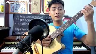 Hướng Dẫn Guitar Đơn Giản Vòng Canon C Hát 1000 Bài