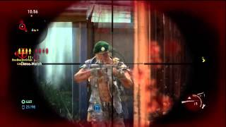 The Last of us Headshot Montage #9 Hunting Rifle/Military Sniper