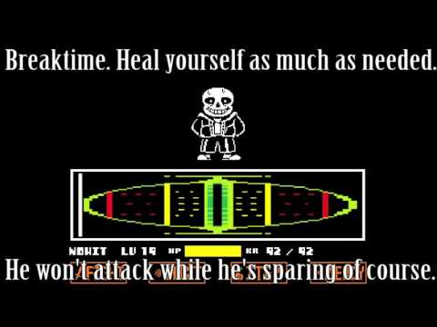 Sans Fight Guide - How To Beat Sans Almost Effortlessly! - Undertale