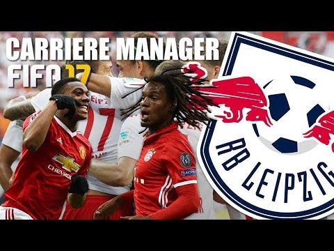 FIFA 17 | CARRIERE MANAGER | RB LEIPZIG | 7 ANS APRES...
