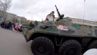 Карпинск 2016 День Победы.