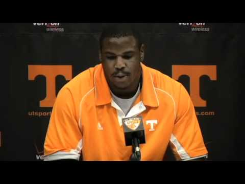 Q&A with Tennessee football player Malik Jackson