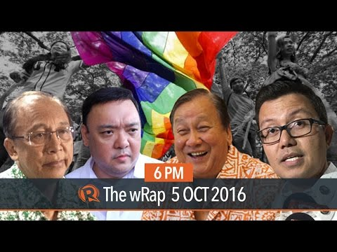 Minority lawmakers oppose same-sex unions in PH