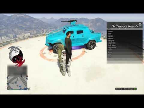 Gta 5 Mod Menu Online/Offline {AntiBan} (No Jailbreak