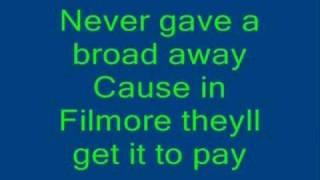 San Francisco Anthem Lyrics!!!