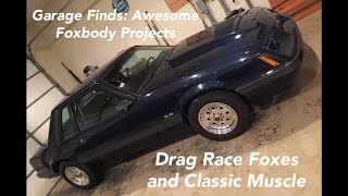 Uncovered: Awesome Foxbody Mustang Projects — Classic Mustangs and a Mercury