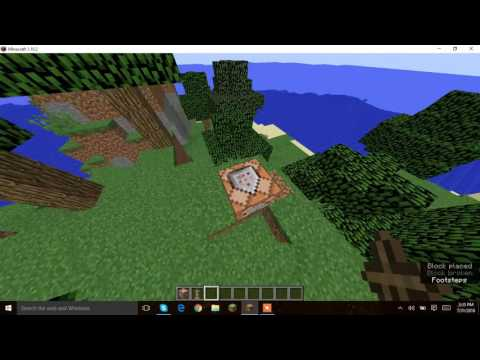 Minecraft How to enable Armor Stand with Arms One Command Block