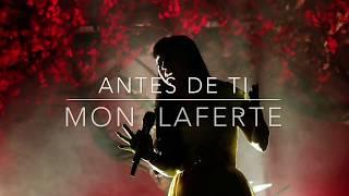 Antes de ti - Mon Laferte Karaoke 🎤 piano