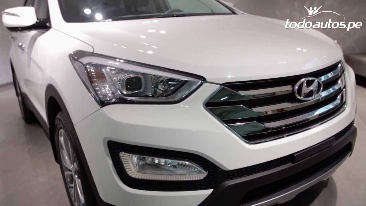 Hyundai Santa Fe 2013 En Per 250 I Full Hd I Presentado Por