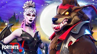 DIRE IS TURNED INTO A WEREWOLF (TIER 100 SKIN) *NEW SEASON 6* - ORIGIN STORY - FORTNITE SHORT FILMS