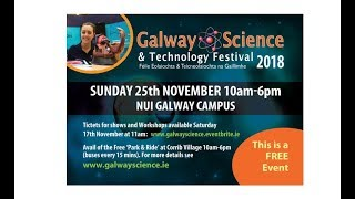 2018 Galway Science & Technology Festival